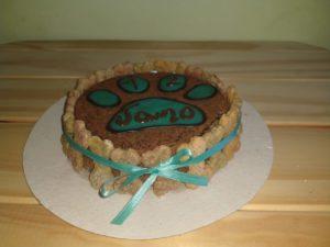 Torta para perros Arte Dog