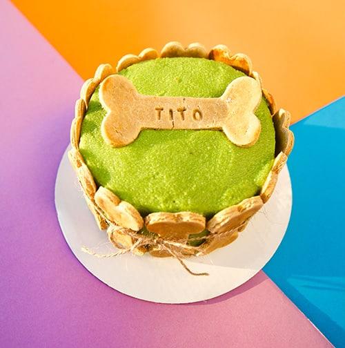 Torta de cumpleaños para perros Buenos Aires